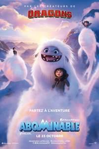 """Cinéma enfants """"Les Abominables"""""""