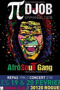 Concert : Pi Djob & AfroSoull Gang