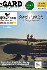 Grand raid de Camargue