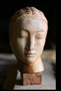 Paul Crochat, Sculpteur