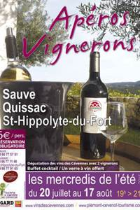 Apéros vignerons - St Hippolyte du Fort