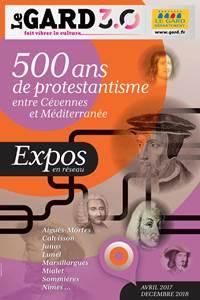 Expositionen réseau sur 500 ans de protestantisme