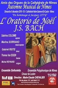 Concert de Noël à la cathédrale Saint-Castor de Nîmes