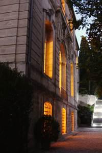 Visite au clair de lune des jardins de l'Abbaye Saint-André