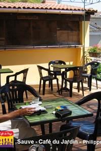 """Café du Jardin """"Café de Pays"""""""