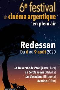 6ème Festival de cinéma Argentique en plein air