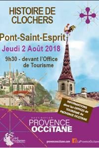 Histoire de Clochers à Pont-Saint-Esprit