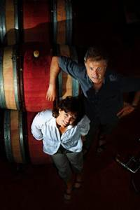 Balade vigneronne au Domaine Rouge Garance