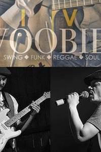 Les Mardi Live de la Salamandre : The Woobies Brothers