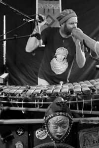"""Les Mardi Live de la Salamandre avec """"Balaphonik Sound Systeme"""""""