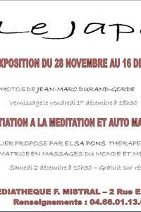 """Exposition Photo """"Le Japon"""""""