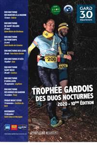 Trophée gardois des duos nocturnes - Duo Nocturne de la Vallée de l'Eure