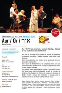 13ème Festival Les Troubadours : Musique du Monde