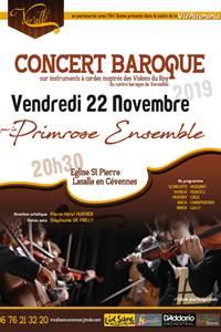 Concert - Primrose Ensemble