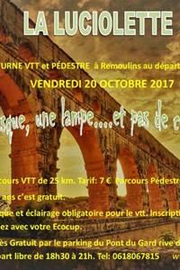 Rando VTT Nocturne La Luciolette