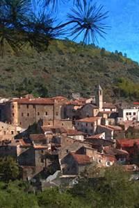 Saint Jean de Valériscle, village médiéval