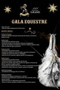 Spectacle équestre et soirée de gala 2019 Ecurie Hasta Luego