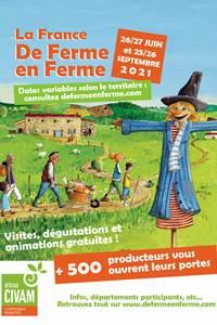 De Ferme en Ferme - L'Or d'Occitanie / Domaine de Castresse