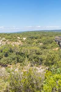 Le Pont du Gard en Calèche