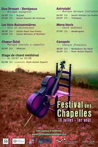 Festival des chapelles du Gard : La Chapelle Saint-Vérédème