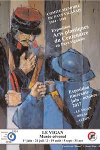 Exposition Arts plastiques du centenaire en Pays Viganais