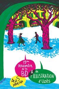 Festival de la BD - Rencontre de la BD et de l'Illustration