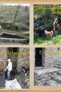 Atelier Ouvert : Rénovation du Moulin bladier