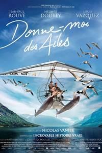 """Cinéma """"Donne-moi des ailes"""""""