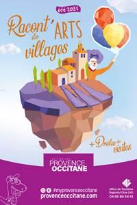 Les racont'ARTS de villages ... à Montclus