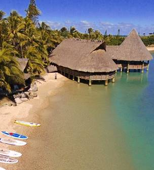Nouméa Stand up Paddle School
