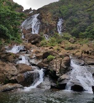 Cascade de Wadiana