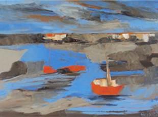 Côte couleur - Art gallery