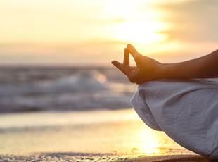 Yoga in Collioure