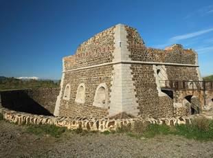 Fort Carré and the Tour de l'Etoile