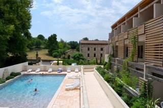 Résidence Hôtelière GRAND BLEU LA CLOSERIE-Duplex VANILLE T2(H6206)