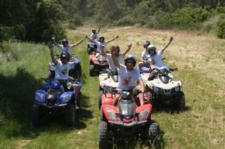 Escapade nature en quad
