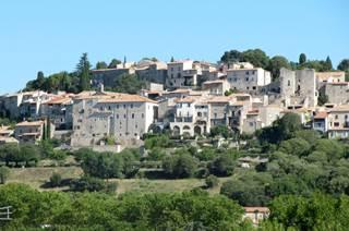 Vézénobres, village de caractère