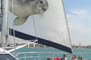 Journée classe de mer