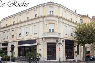 Hôtel Restaurant Le Riche By Sébastien Rath