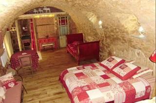 Nomad'Elze - chambre