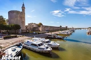Le Boat St Gilles - Camargue - croisières maritimes ou fluviales
