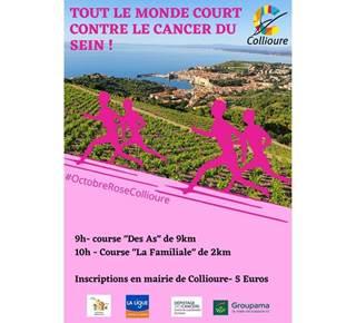 Pink October race