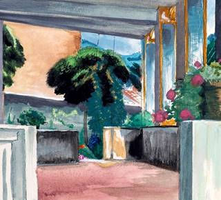 "Exposition ""Collioure 1930 - 1940 : Donation Valia Boulay"