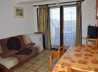 Appartement / 4 personnes / LES HORIZONS BLEUS