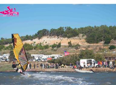 Stage windsurf 1 semaine à Leucate avec un champion du monde