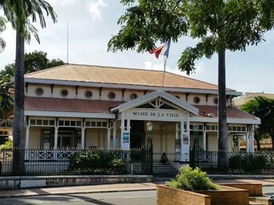 Noumea city museum