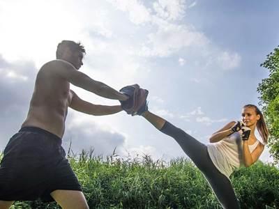 Association de capoeira Ginga Bahiana - Strasbourg