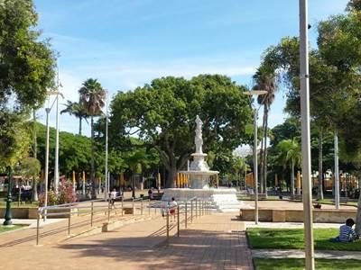 Centre-ville de Nouméa