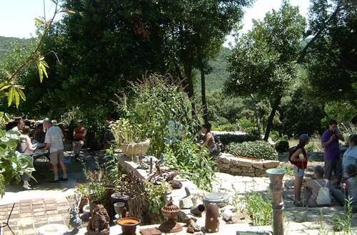 Jardin du Mas de la Frigoule - ANDUZE ©