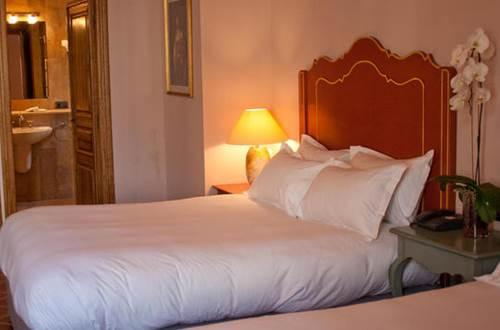 Hôtel Villa Mazarin chambre superieure ©